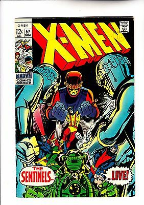 X-Men 57 Neal Adams 1st app of Trask