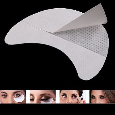 20/50/100Pcs Eye Shadow Shields Mascara Guard Protector Pads Eyelash Stickers
