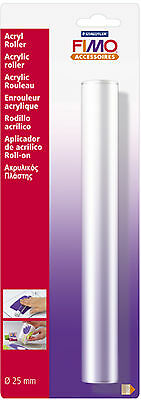 Fimo Acrylic Roller - Rolling Pin Accessory For Clay