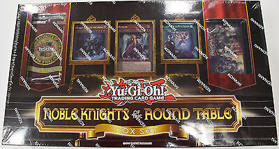 Yu-Gi-Oh! Yugioh Noble Knights of the Round Table Factory Sealed Box Set