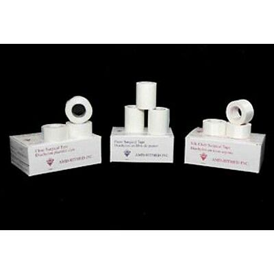 """Clear Surgical Tape, 1"""" x 10 yds  144 PK"""