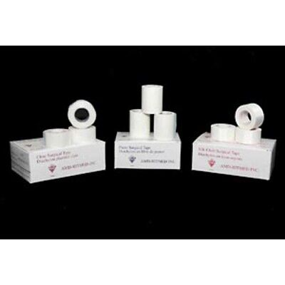 """Clear Surgical Tape, -1/2"""" x 10 yds  24 PK"""