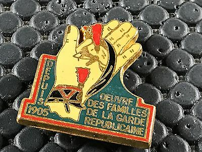 Pins Pin Badge Armee Militaire Garde Republicaine