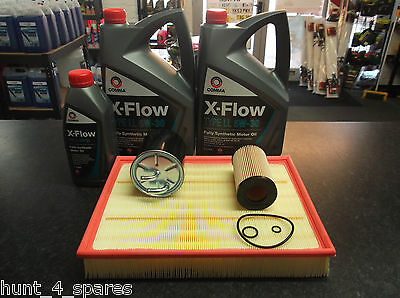 Mercedes Sprinter 2.1 Service Kit Oil Air Fuel Filters 11 Litres Comma Oil