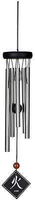 Woodstock Chimes Elements Fire Feng Shui Chime