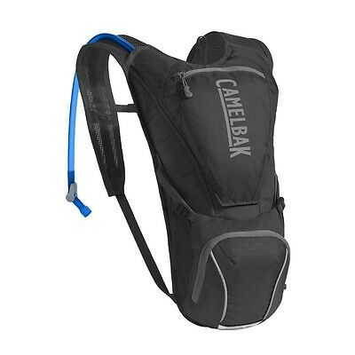 2017 Camelbak 2.5 L Rogue Hydration Pack in Black RRP £64.99