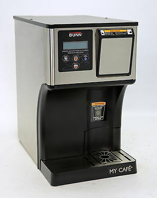 Bunn MY CAFE AP AutoPOD Automatic Coffee Pod Brewer Commercial 42300.0000 Tea
