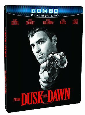 From Dusk Till Dawn - Limited Edition Steelbook Blu-ray NEW!!