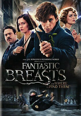 Fantastic Beasts and Where to Find Them [New DVD] Special Edition, Eco Amaray