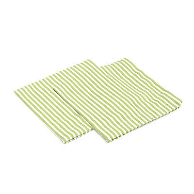 Set Tovaglioli Striped Summer Da 40X40 Cm In Cotone