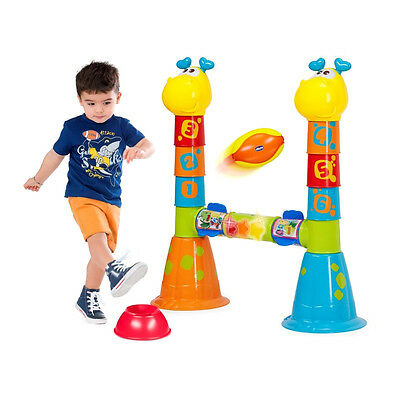 Chicco Fit & Fun Jungle Rugby, Infant Baby Interactive Activity Toy
