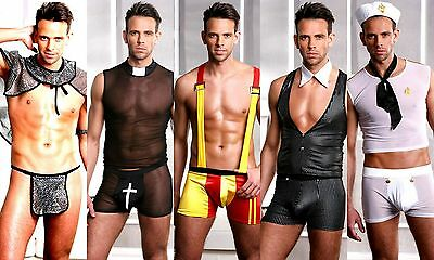 Absolutely Fabulous Funny Men's Stag Do Fancy Dress Party Costume Outfit