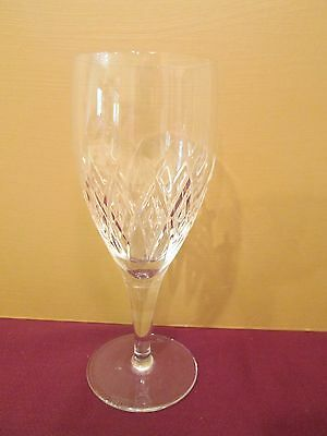 "Rogaska Woodbridge Iced Tea / Iced Beverage Glass - 8 3/8""  - 0209J"