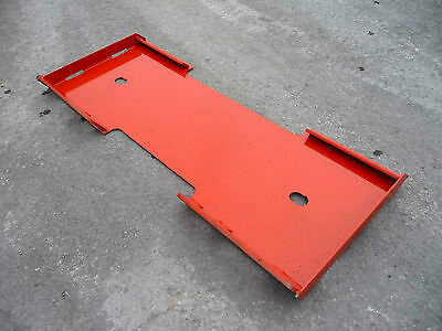 Kubota Quick Attach Attachment Skid Steer Mount Weld Plate - Free Shipping!!