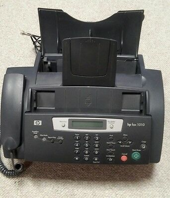 HP 1010 Plain Paper Fax Machine  Phone & Copier