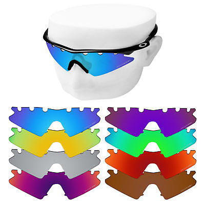 OWLIT Iridium Replacement Lenses for-Oakley M Frame Sweep Vented Polarized