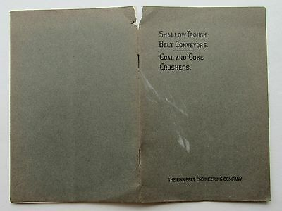 Industrial Reference Guide/Manual For Coal And Coke Crushers / Belt Conveyors