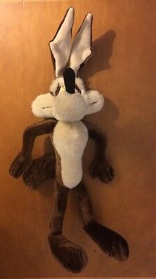 Applause Looney Tunes Wile E. Coyote Plush From 1994
