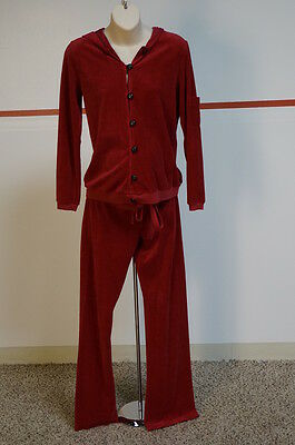 IN THE OVEN -Crimson Casual Pant Suit, Cotton  - New With Tags -Small
