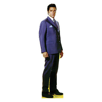 ELVIS PRESLEY BLUE SUIT Suede Shoes CARDBOARD CUTOUT Standup Standee Poster F/S