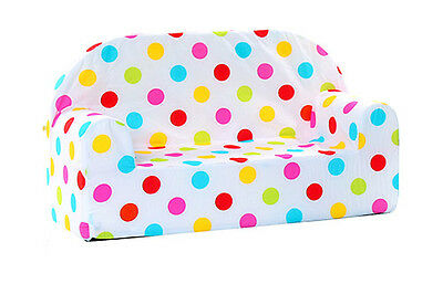 Kids' Furniture Couch Kid's Sofa Pikolo - Drops