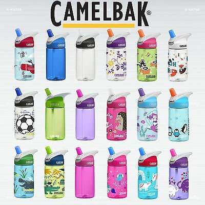 Camelbak EDDY Kids Spill Proof Water Bottle 400ml