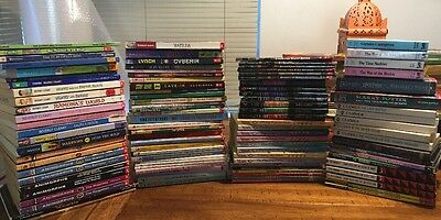 100 Paperback Books Preteen Cleary Blume Sobol Rowling Beast Quest Animorphs