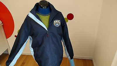 Dr. Pepper Sec 2005 Jacket Collectible Or Wear Jacket Zip Up Sz Mens Large