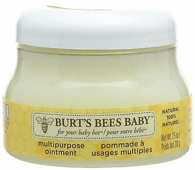 Burt's Bees Baby Bee Multipurpose Ointment, 210g All Natural Ointment New