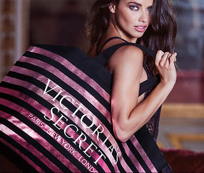 Victoria's Secret Limited Edition 2016 Weekender Travel Tote Bag BNWT $85