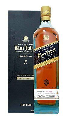 Johnnie Walker Blue Label The Casks Edition 1 Litre  (Boxed)