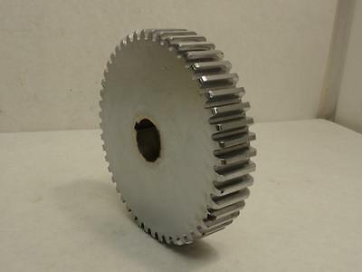 """166676 Old-Stock, Martin S848 External Tooth Spur Gear, 1-1/4"""" ID, 48 Tooth"""