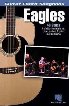 Eagles - Guitar Chord Songbook - NEW - 9781480360211 by Eagles (COP)