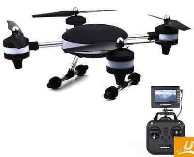 W606-3 Drone U-FLY 4CH 2.4G 3D Roll Quadcopter With HD Camera LED Cam WIFI