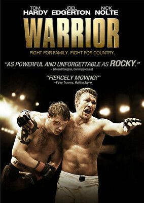 Warrior [New DVD] Ac-3/Dolby Digital, Dolby, Subtitled, Widescreen