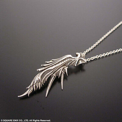 Square Enix FINAL FANTASY VII Official Pendant SEPHIROTH F/S Limited Japan