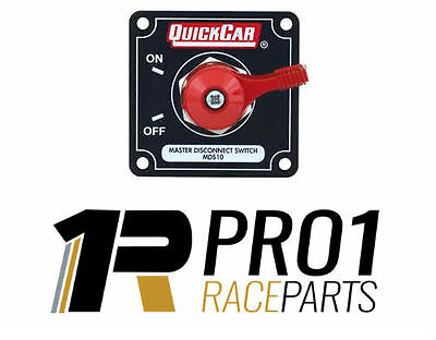 Quickcar Main Switch Isolator On Off  Speedway Rally Drag Race Car