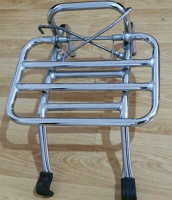 Vespa Front Luggage Carrier Rack  for VBB VBA SPRINT PX P Lusso LML Star Stella