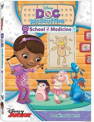 Doc McStuffins: School of Medicine [New DVD] Dolby, Dubbed, Subtitled, Widescr