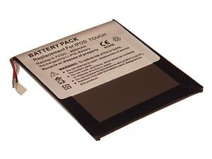Batterie pour Apple iPod Touch 1. Generation 4GB, 8GB, 16GB, 32GB