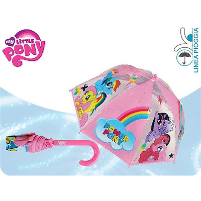 Ombrello 45 Cm My Little Pony Bambine Pioggia