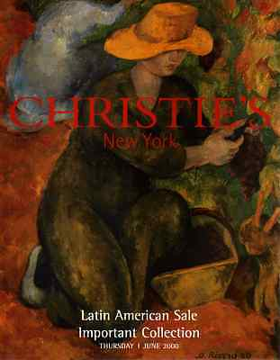 Christie's Important Latin American Art Collection