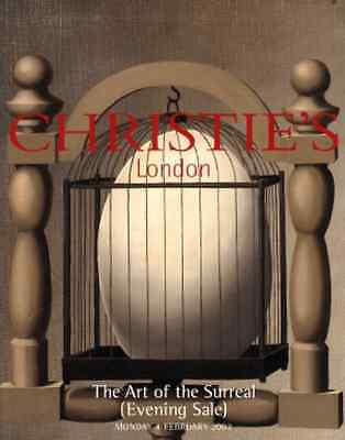 Christie's The Art Of The Surreal ( Evening Sale )