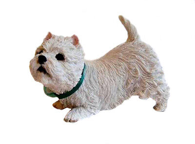 Country Artists  West Highland Terrier (Westie) Precious Dog