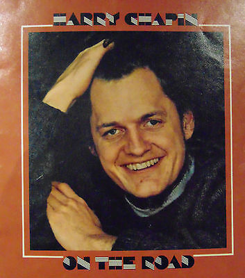 Harry Chapin Road to Kingdom Come Tour 1977