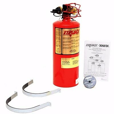 Firebox Automatic Fire Extinguisher CG2-200-FE241 | 200 Cubic