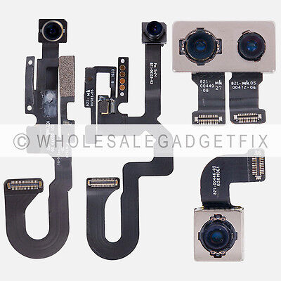 iPhone 6 6S 7 Plus Proximity Sensor Front Facing Camera + Back Rear Main Camera