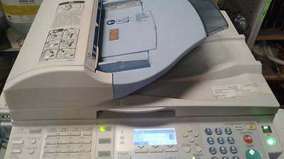 Ricoh MP 171 Mono Multifunction with Copy, Colour Scan, Fax and Print low count
