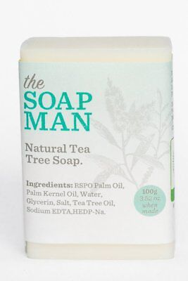 New Natural Tea Tree Soap  bohemian jewellery homewares accessories