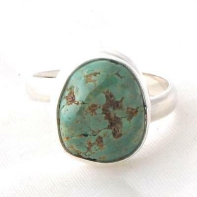 New Turquoise Ring 2  bohemian jewellery homewares accessories